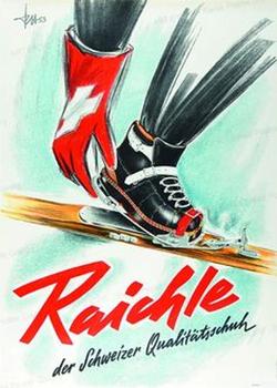 Publicité 1953  de F. Hirtzel