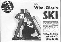 WISA GLORIA 1938