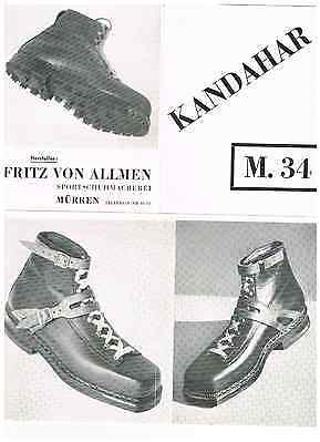 Brochure 30er Jahre