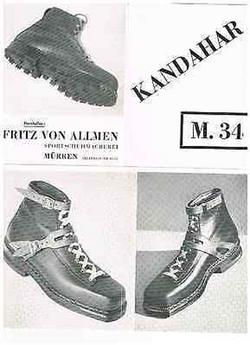 Brochure années 30