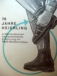 Publicité 1960 - 75 Années Heierling
