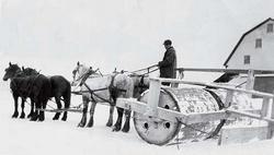 vintage ski grooming 2