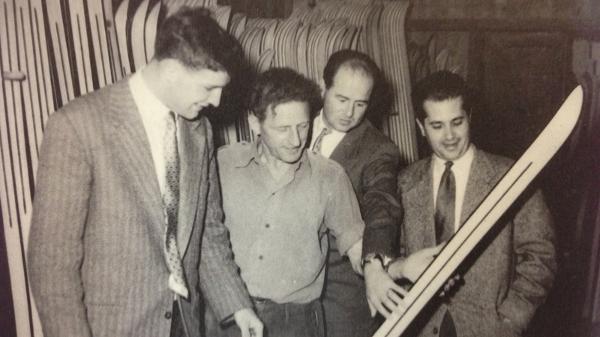 Authier Factory 1950's