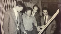 Fabrique Authier 1950's