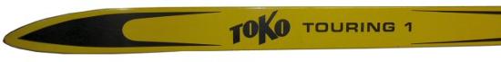 Skis TOKO 1971-74