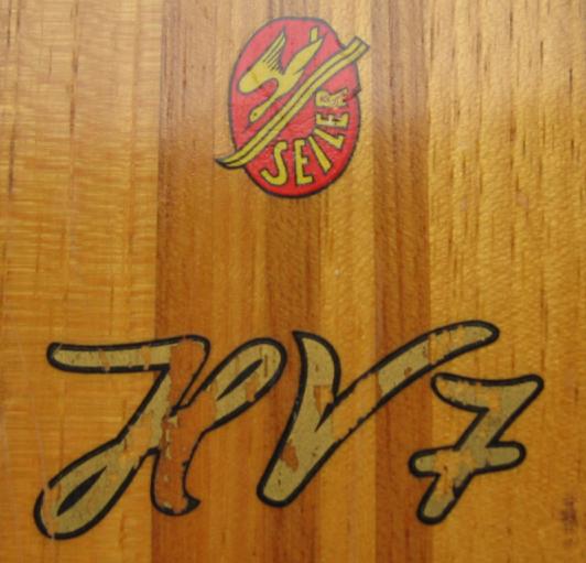 """SEILER """"HV7"""""""