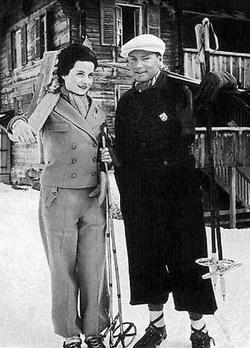 Fritz Von Allmen années 30