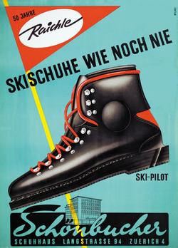 Publicité 1958 de A. Bilan