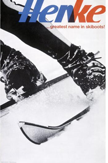 Publicité 1965 de l'agence Biland