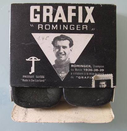1930's Rominger Wax