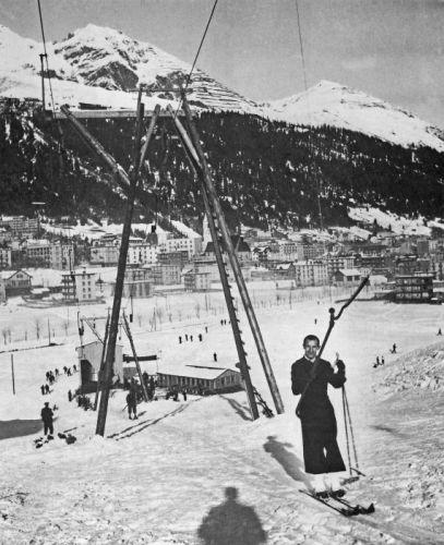 Téléski Constam 1934