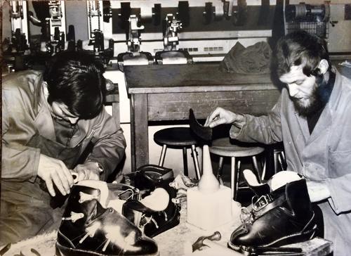 Heierling Werkstatt 1965