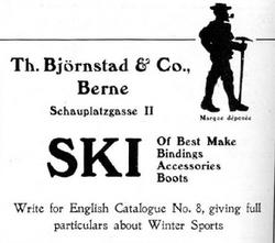 Publicité 1920