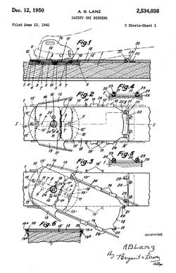 Patente Lanz 1945
