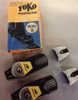 """1972 Toko """"Magnétique"""""""