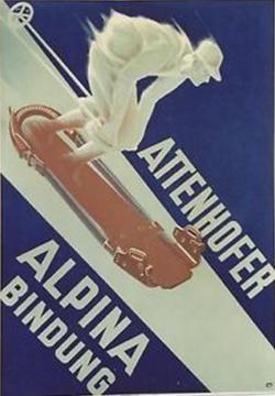 Publicité 1935 de Carl Moos