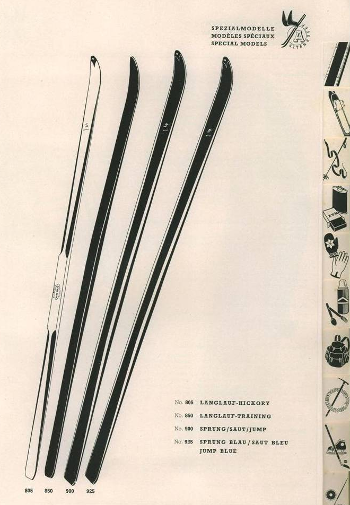 Page from 1949 Catalogue