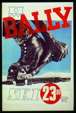 Publicité 1934 de Meerson