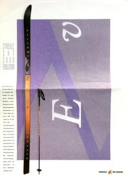 Broschüre Evolution 2000