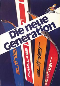 Publicité 1973 de Schmid & Vogel