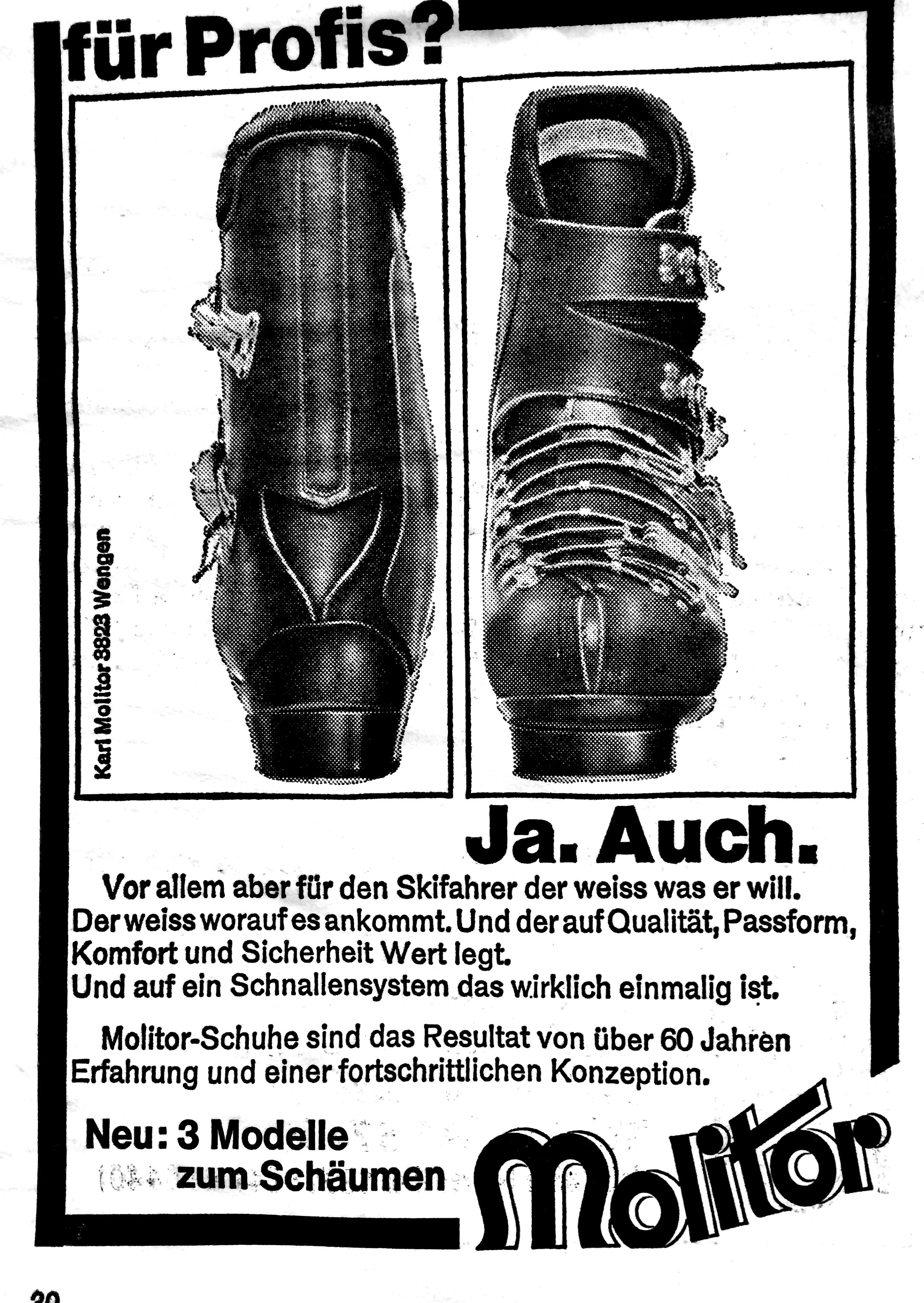 Werbung 1971