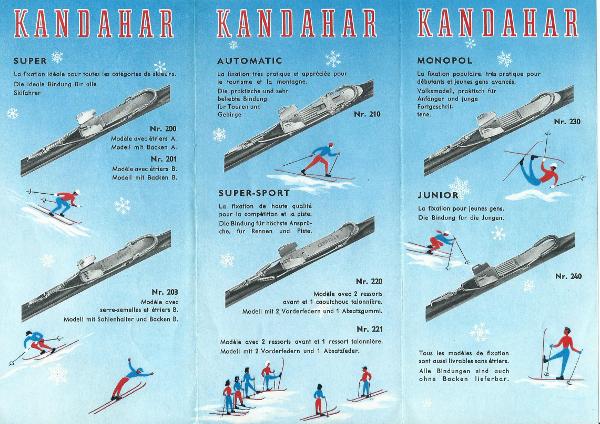 Brochure 1952