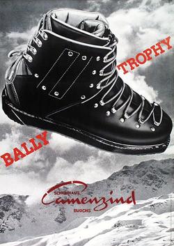 Publicité 1955 de Bachmann