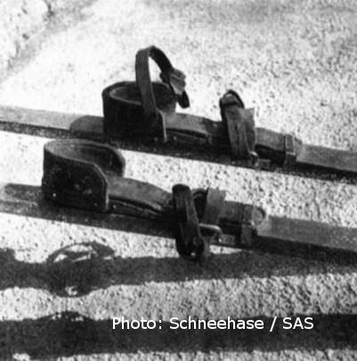 Skis P. Fopp Pontresina 1895