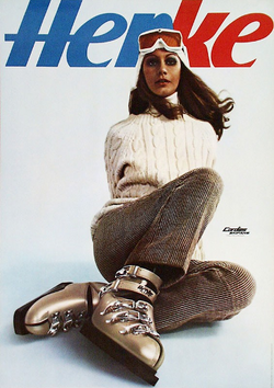 Publicité 1970 de l'agence Biland