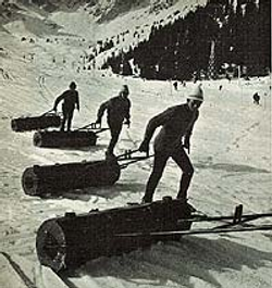 Rolling the Slopes in France