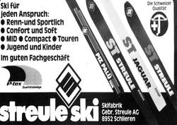 Werbung 1981