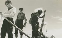 Waxing 1930's
