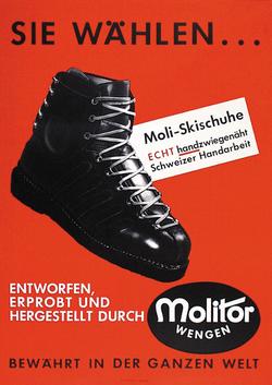 Publicité 1961 de Ruch-Dautle