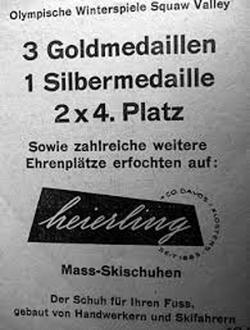 Werbung 1960