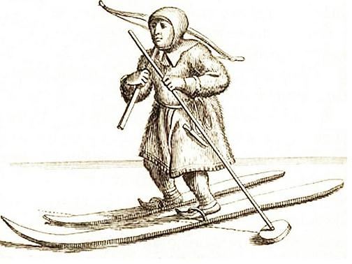 Sami Hunter With Single Pole 1674