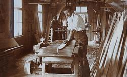 ULRICH FORRER ca. 1904