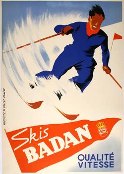 Publicité BADAN