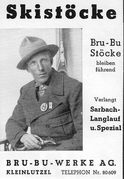 1936 Bru-Bru Anzeige