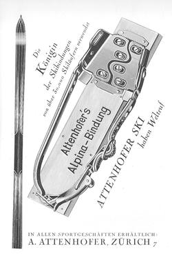 Publicité 1929