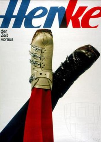 Publicité 1962 de l'agence Biland