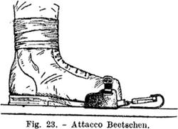 Beetschen début 1900