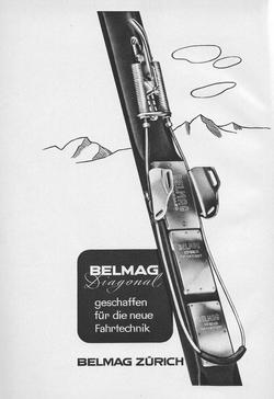 Publicité Belmag 1943-44