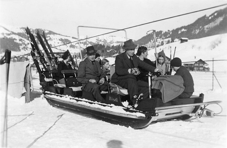 Gstaad 1934