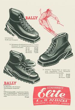 Publicité années 50
