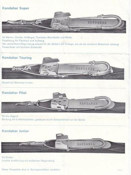 Brochure circa 1938