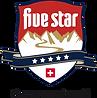 Five star ski logo.png