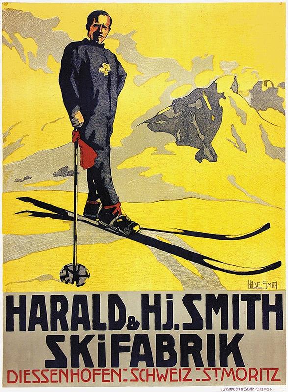 Publicité HARALD SMITH