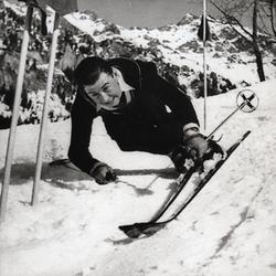 1939 Vainqueur du Lauberhorn
