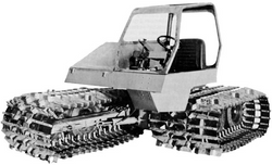 One of the First Machines