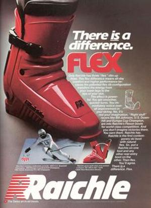 """Werbung 1983 """"FLEX"""""""